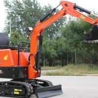 果园农用10款小型挖掘机小挖土机6万元以下小挖机