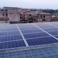 汇明HM8006KW 光伏太阳能发电6.36KW 光伏发电