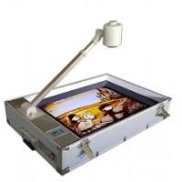 摄像沙画台 专业表演 特有自带摄像储存 镜头缩放 视频展台
