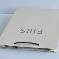 宁波厂家直销礼品纸袋免费设计专业定制烫银创意礼品手提纸袋可定制