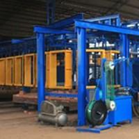 厂家直销半自动砖厂打包机提升砖厂效率的红砖打包机/包装设备
